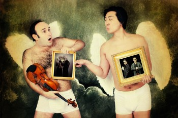 AUSTRIA/Igudesman and Joo / Play It Again © Julia Wesely