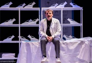 Desidera Teatro Oscar, con Giacomo Poretti, regia Andrea Chiodi