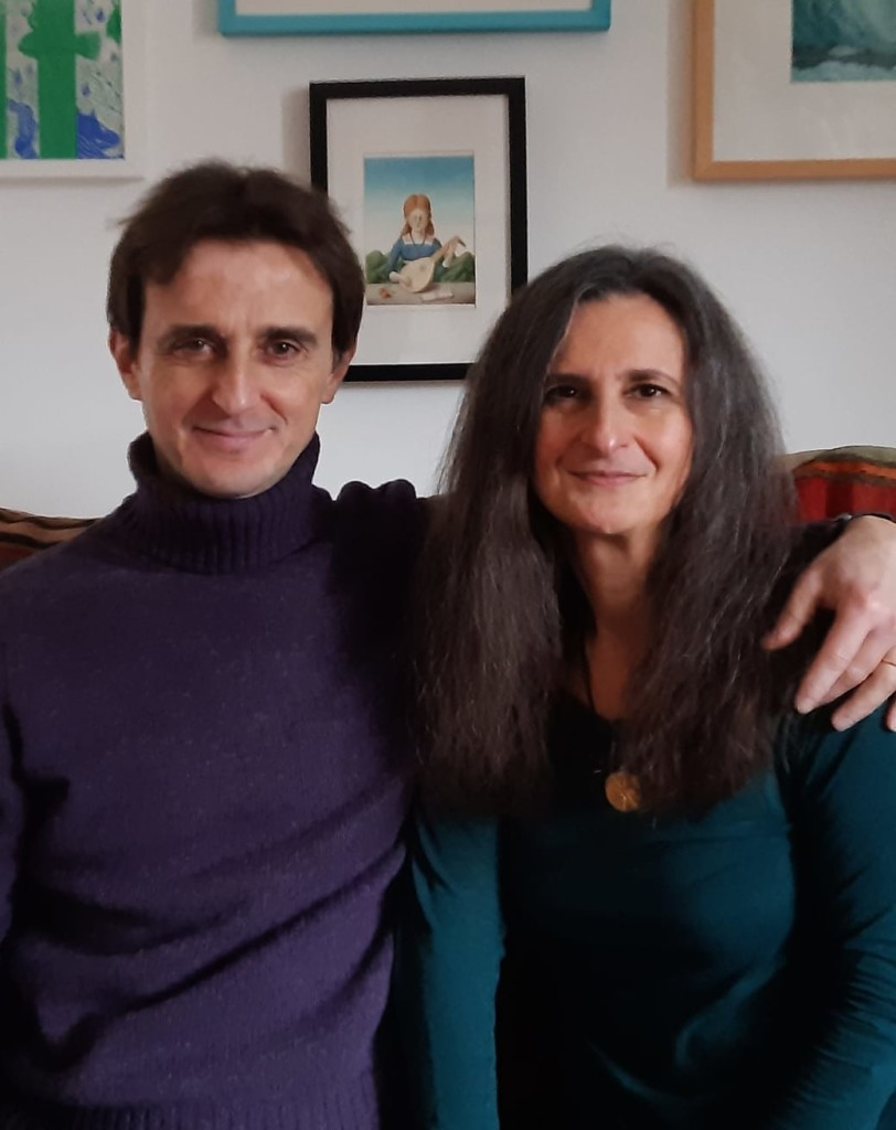 Laura Manaresi e Giovanni Manna